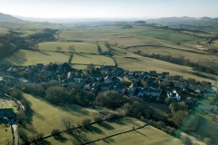 Draughton from the Sky