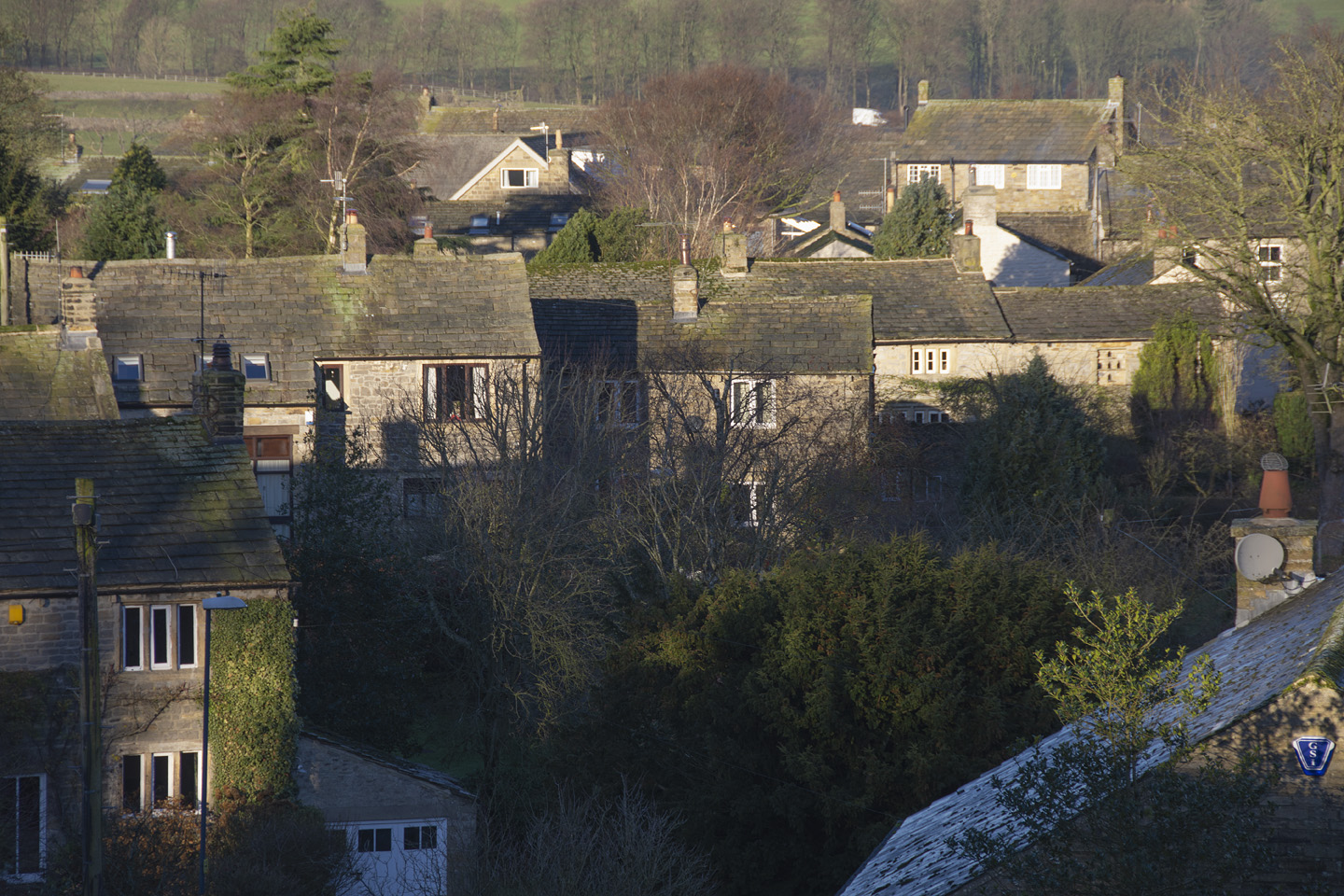 Picture of village
